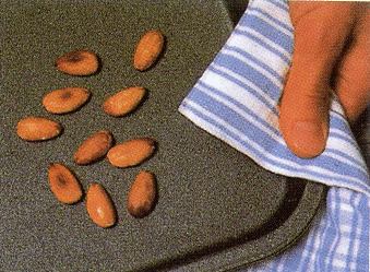 Королевские креветки с пикантным томатным соусом
