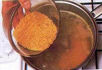 Авголемоно - греческий суп