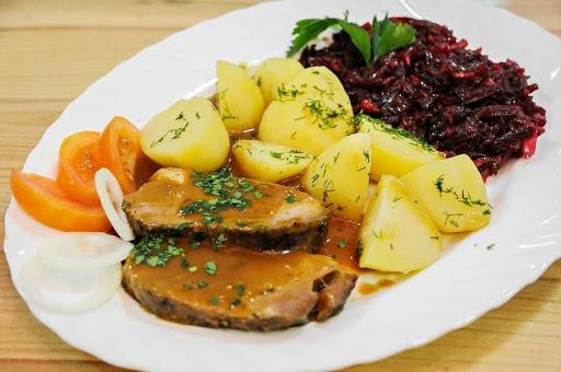 Традиционная польская кухня