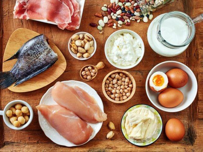 Как похудеть мужчине: диета и меню